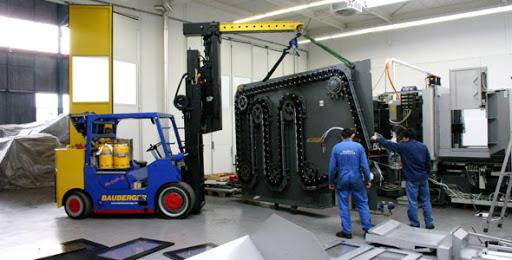 Equipment Warehousing